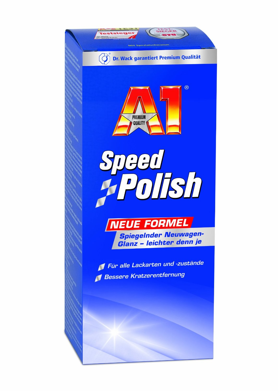 dr wack a1 speed polish im test dr wack autopolitur a1. Black Bedroom Furniture Sets. Home Design Ideas