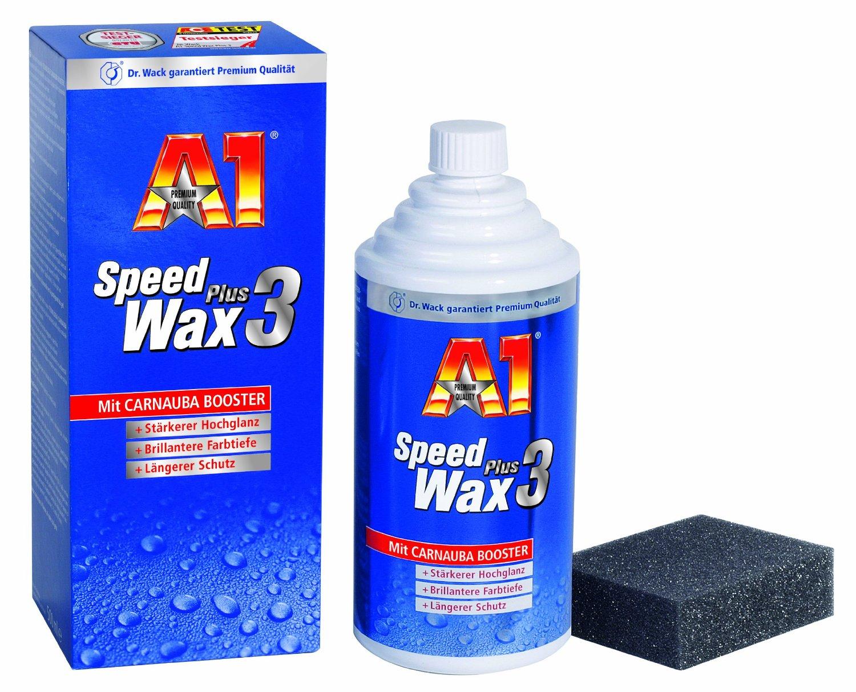 dr wack a1 speed wax plus 3 im test dr wack autopolitur. Black Bedroom Furniture Sets. Home Design Ideas